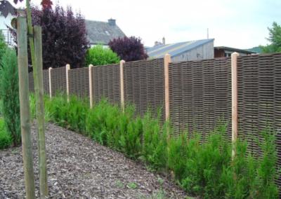clôture résine sans entretien 49